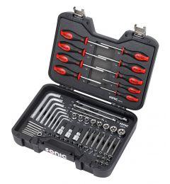 Assortiment-d'outils-Torx