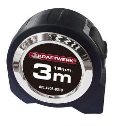Mètre-à-ruban-Métrique-/-3-m-/-19-mm