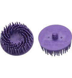Brosse-disque-grosseur-de-grain-:-36,-violet