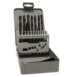 Jeu-de-forets-à-métaux-HSS-R-19-pièces
