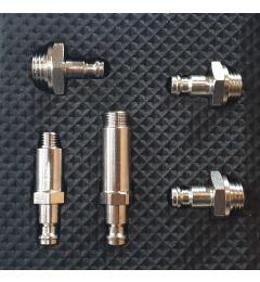 Jeu-d'adaptateurs-de-pression-d'essence-haute-pression